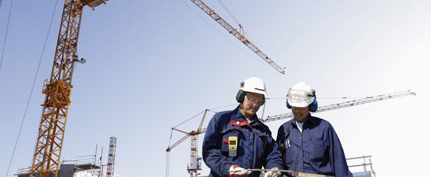 Crane Workers